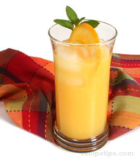 Orange Spritz Recipe