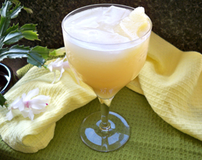 Pina Colada Punch Recipe