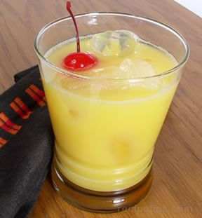 Screwdriver Recipe