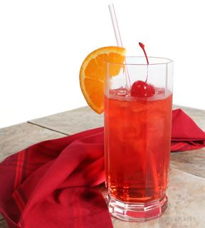 Shirley Temple - Traditional