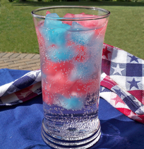 Star Spangled Fizzler Recipe