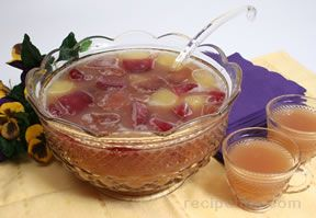 summertime punch Recipe