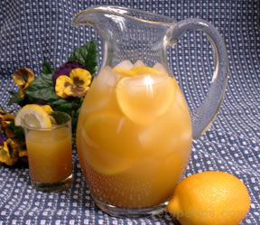 Tea Punch Recipe