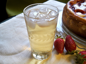 White Golden Punch Recipe