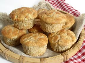 Fresh Apple Muffins Recipe
