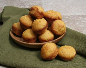 Oven Baked Hush Puppies