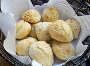 baking powder drop biscuits Recipe