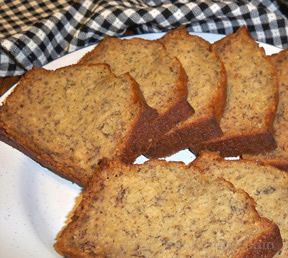 Perfect Banana Bread Recipe
