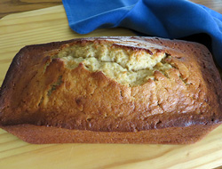 banana quick bread Recipe