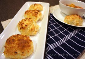 Cheddar Biscuits 6 Recipe