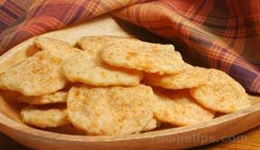 cheddar crackers Recipe