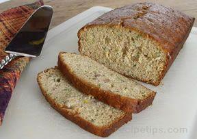 Citrus Zucchini Bread