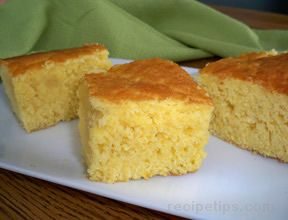 Simple Corn Bread Recipe