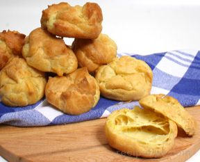 Classic Cream Puffs Recipe