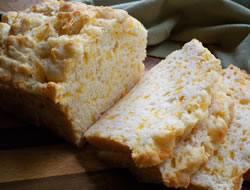 easy cheesy beer bread Recipe