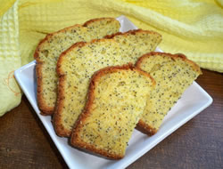 Easy Lemon Poppy Seed Bread Recipe