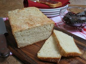 English Muffin BreadnbspRecipe