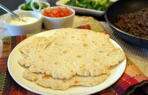 flour tortillas Recipe