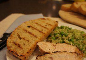 Simple Garlic Bread