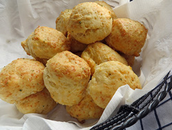 Garlic amp Cheese Biscuits Recipe