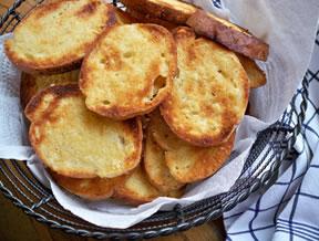 garlic spread for french bread Recipe