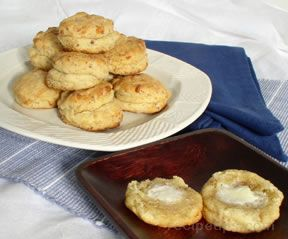 Ham and Cheese Biscuits Recipe