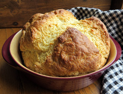 hearty irish soda bread Recipe