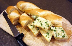 herb garlic french bread Recipe