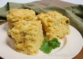 Jalapeno Corn Bread Recipe