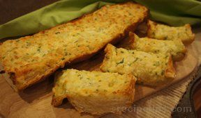 Killer Garlic Bread Recipe