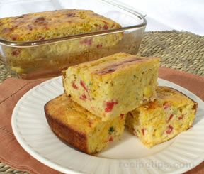 Tex Mex Corn Bread
