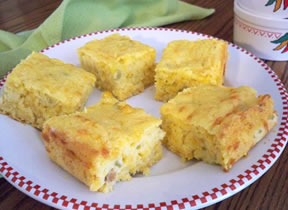 mexican corn bread Recipe