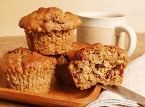 oatmeal pumpkin muffins Recipe