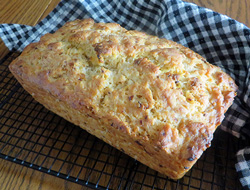 Onion amp Cheese Beer Bread