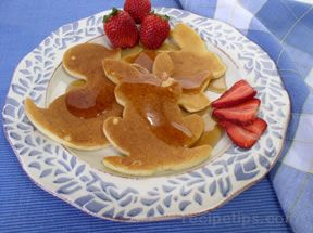buttermilk pancakes kid style Recipe