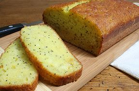 Quick Lemon Poppy Seed Bread Recipe