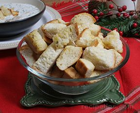 Rosemary Croutons Recipe