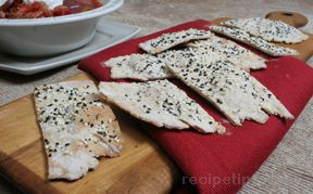 Seasoned Crackers Recipe