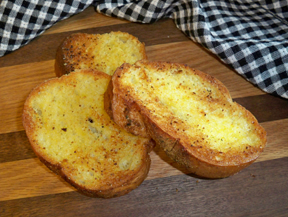 Simple Garlic Toast