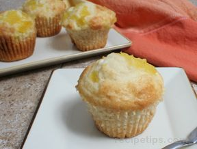 Sunshine Muffins Recipe