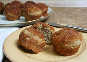 Sweet Potato MuffinsnbspRecipe