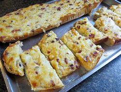 Tastefully Simple Bacon Bread Recipe