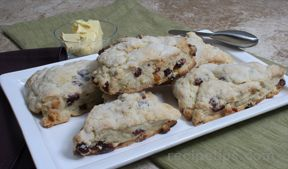 Tender Scones Recipe