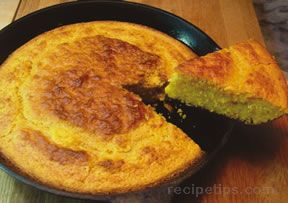 Wheat-Free Cornbread Recipe