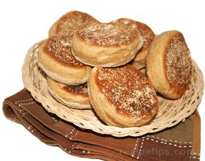 Whole Wheat English MuffinsnbspRecipe