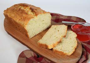 Zucchini Parmesan Bread Recipe