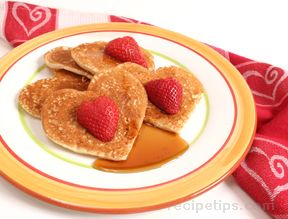 pancakes from the heart Recipe