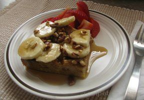bananas foster french toast casserole Recipe