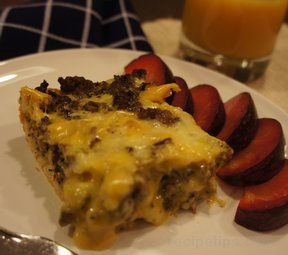 Breakfast Egg Casserole Recipe