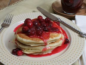 buttermilk pancakes Recipe